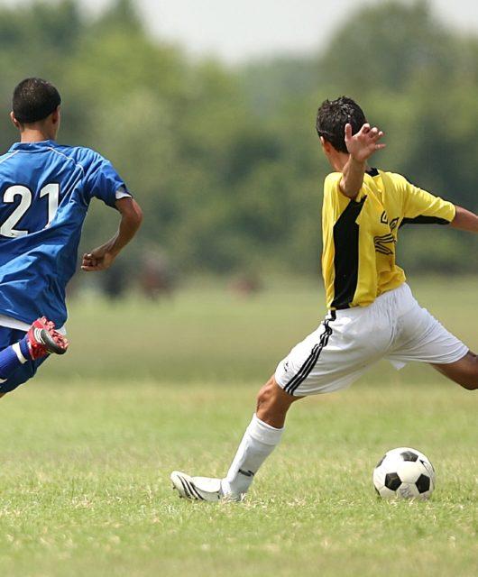 Correr - Corrida - Futebol